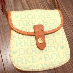 NWOT Dooney & Bourke Crossbody